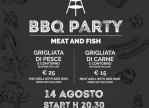 Barbecue di Ferragosto 2021!